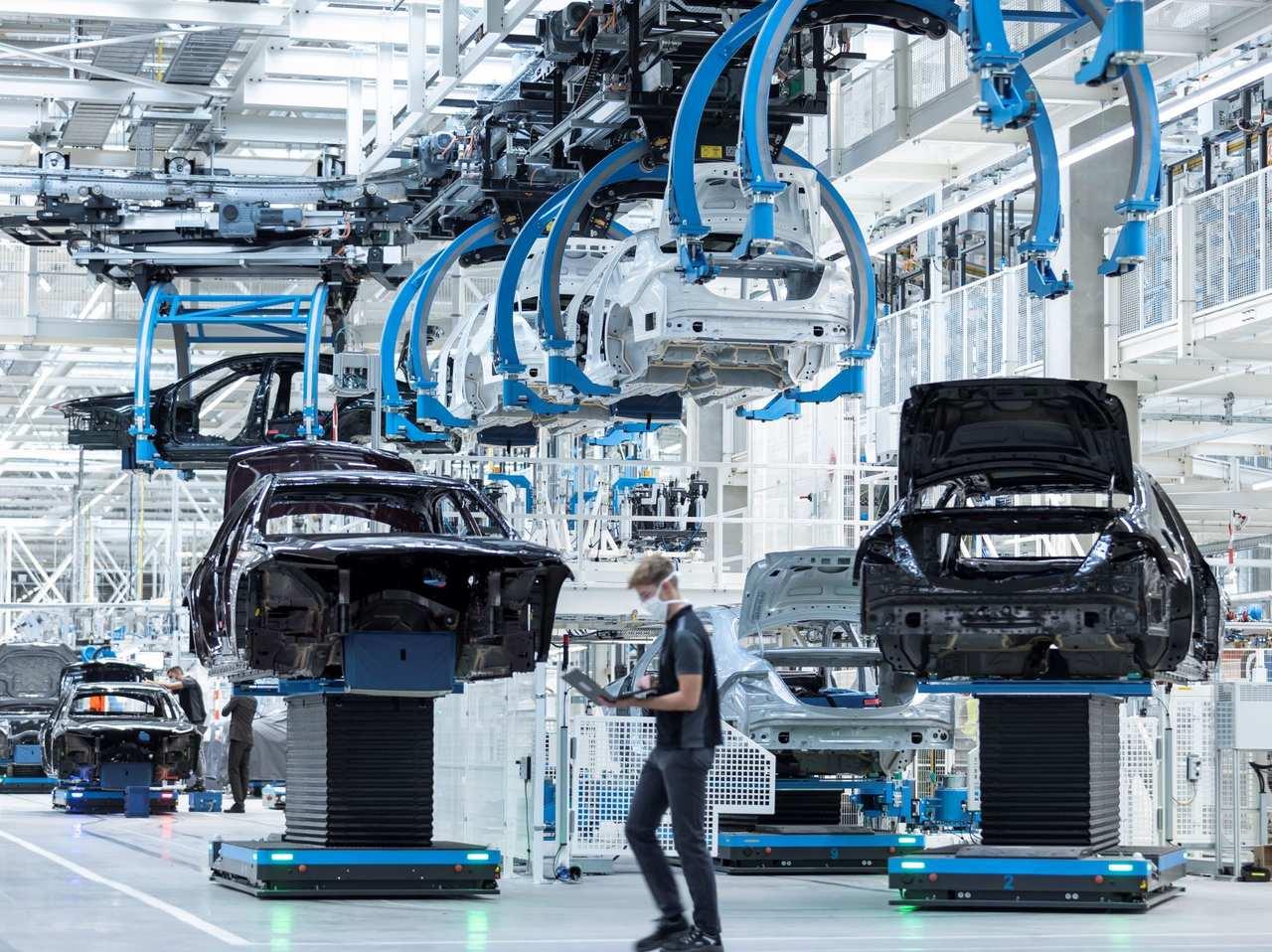 Przyszłość produkcji automotive czyli Fabryka 56