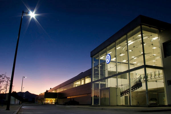 Robotyzacja produkcji w Volkswagenie