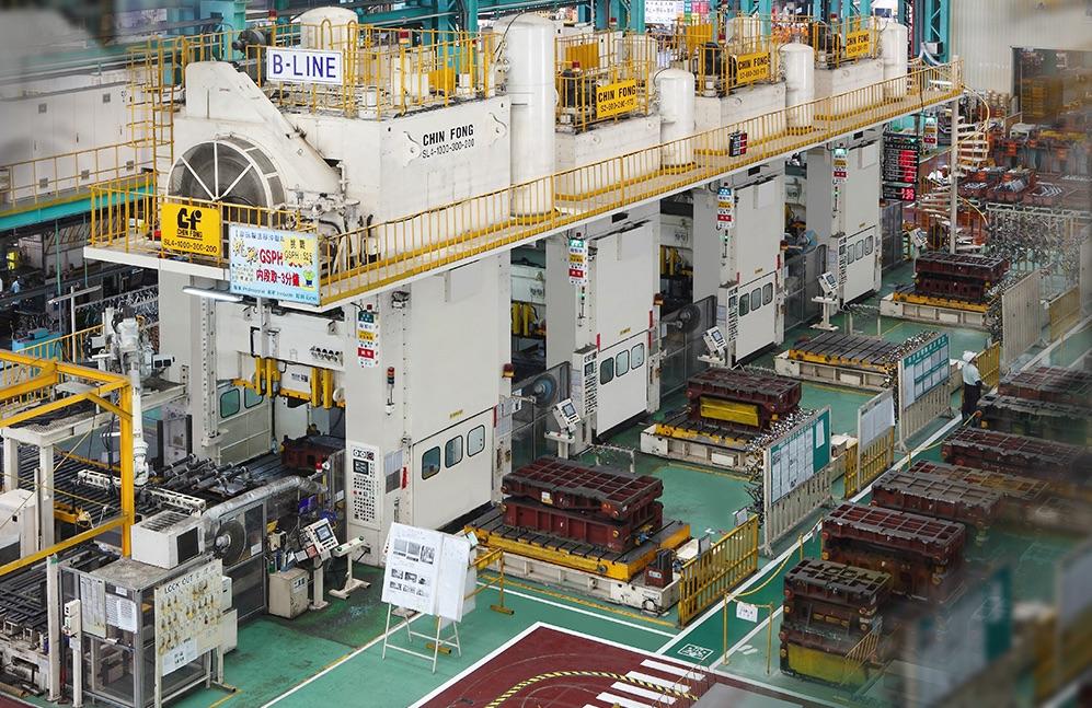 Smart Machinery Tour - Chin Fong