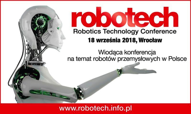 Robotech 2018 - produkcja zrobotyzowana