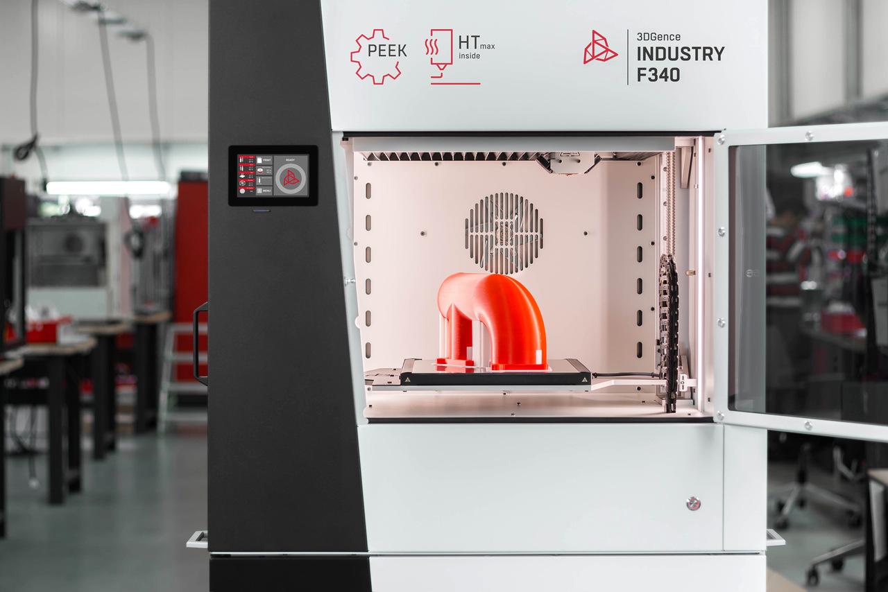 Doskonalsza produkcja dzięki technologii druku 3D