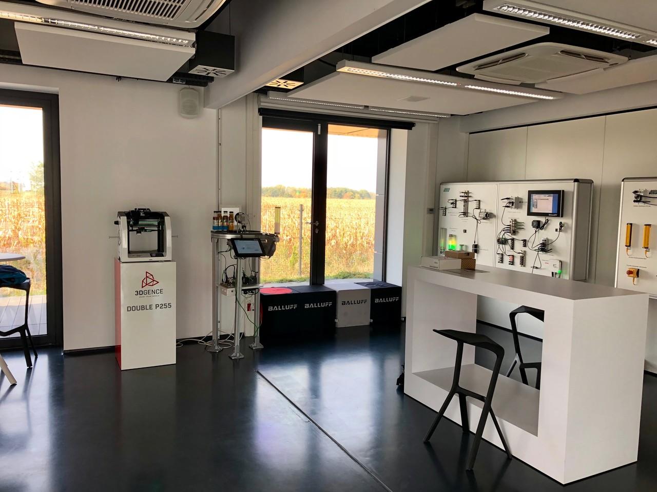 Showroomy drukarek 3D