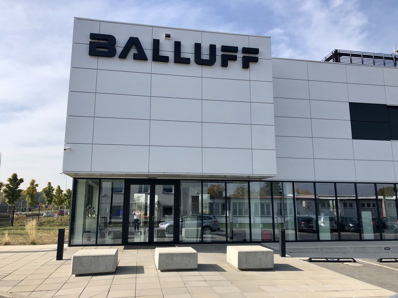 Balluff siedziba