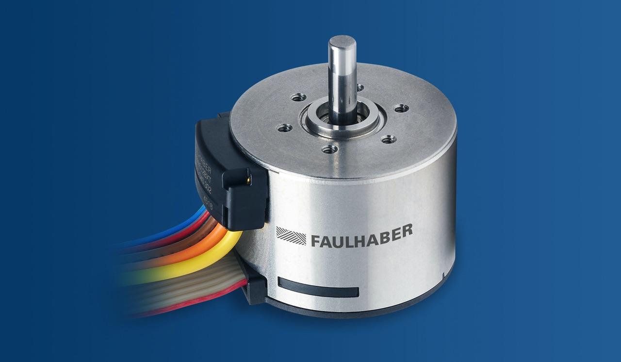FAULHABER wprowadza enkoder dla silników płaskich