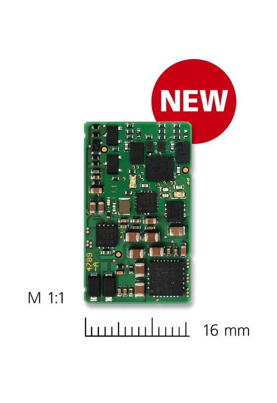 MC 3001 Button New Faulhaber