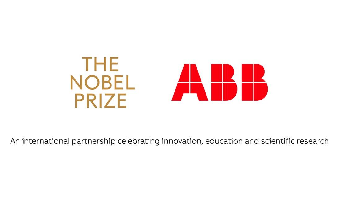 ABB i Nobel Media ogłosiły międzynarodowe partnerstwo