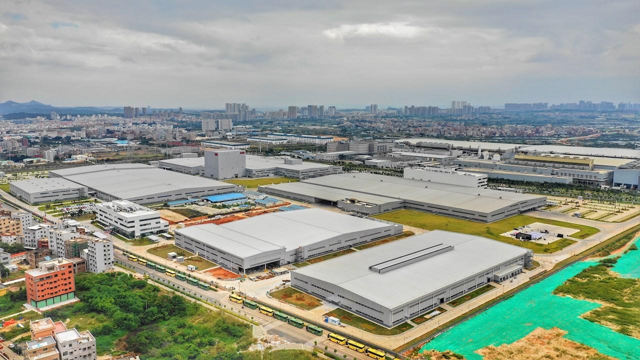 Centrum innowacyjności ABB w Xiamen