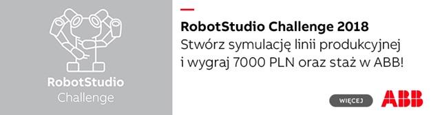 Kolejna edycja konkursu RobotStudio Challenge