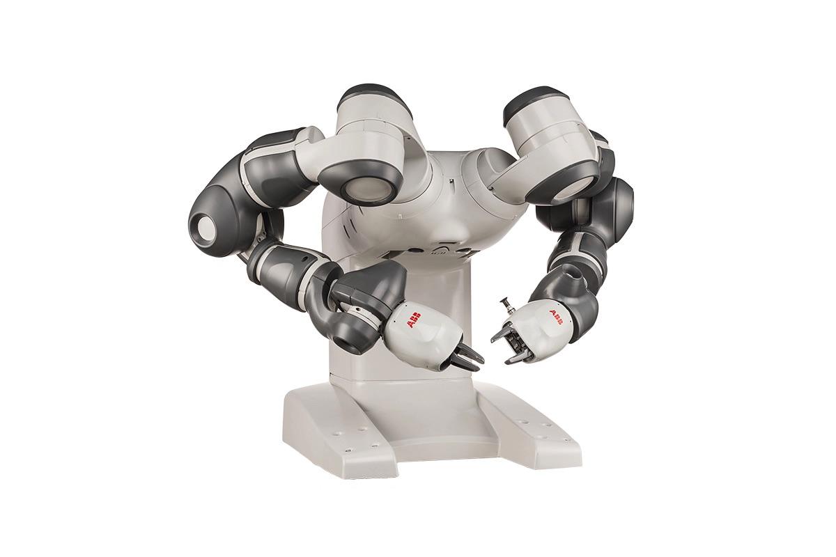 Robot współpracujący YuMi