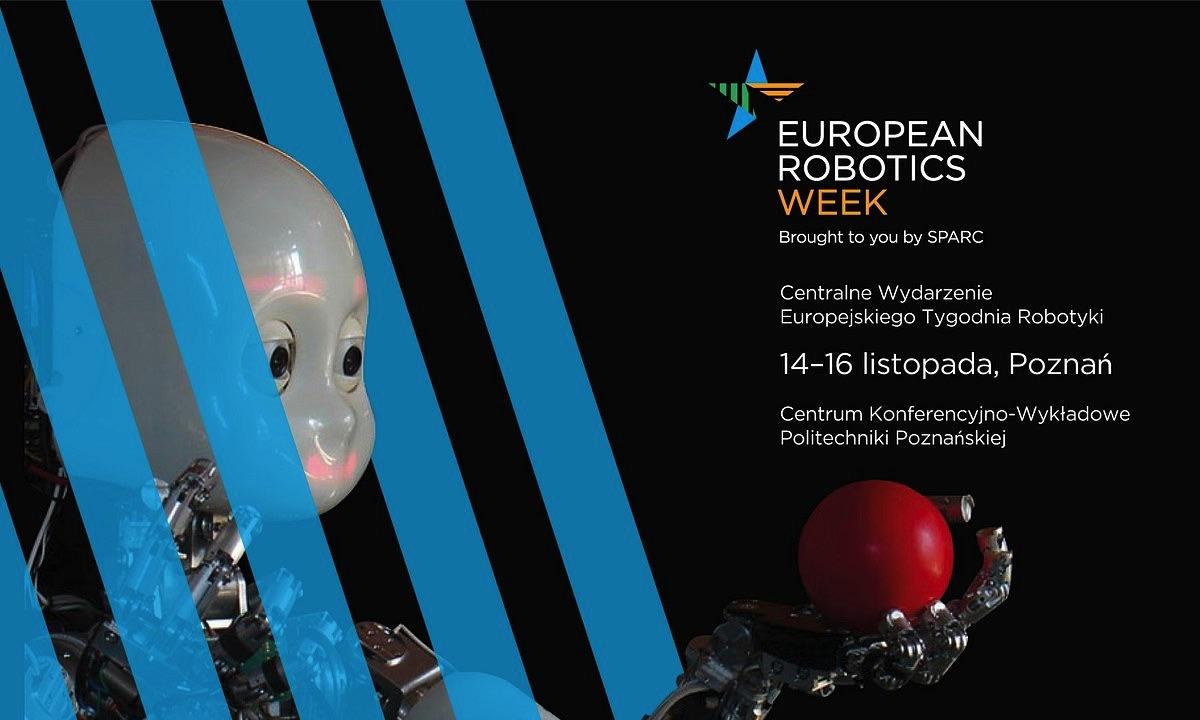Poznań gospodarzem Europejskiego Tygodnia Robotyki