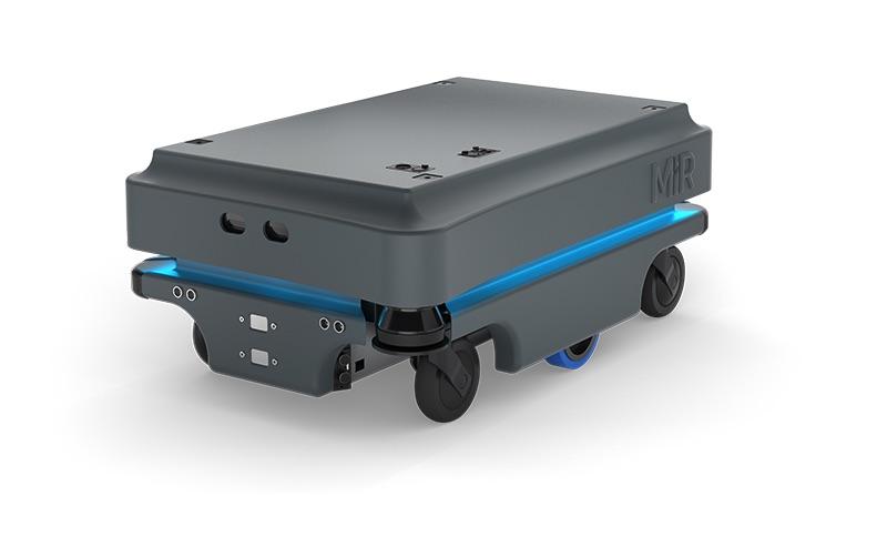 Autonomiczne Mobilne Roboty MiR  (Mobile Industrial Robots)