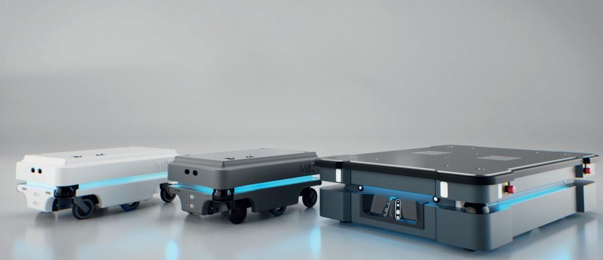 Autonomiczne Mobilne Roboty MiR