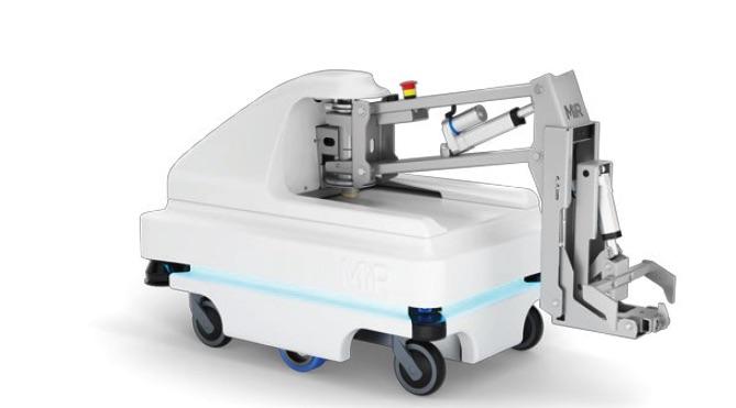 Optymalizacja intralogistyki z robotami mobilnymi