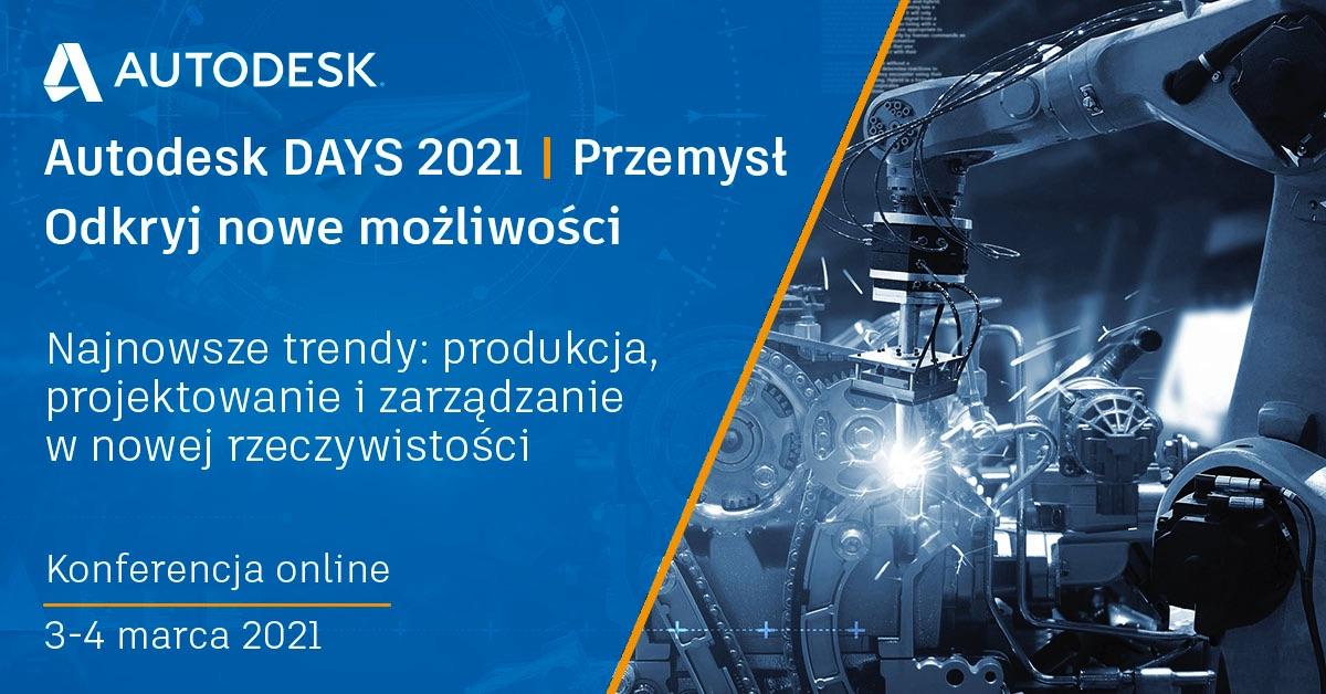Autodesk Days 2021