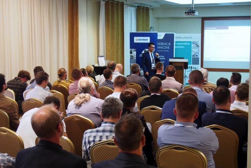 Konferencja Axon Media i firma Elmark Automatyka