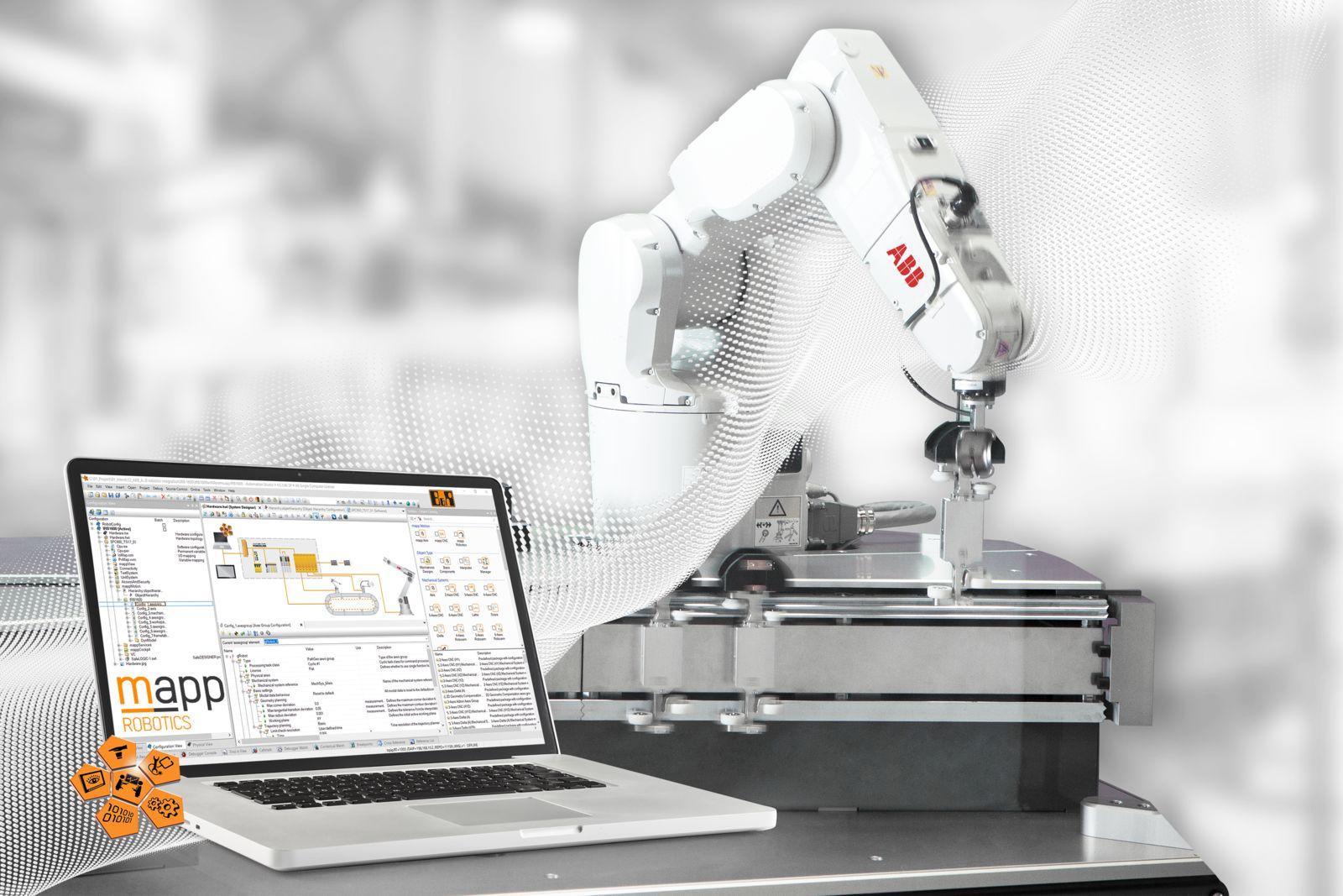 W pełni zintegrowane rozwiązanie Machine-Centric Robotics