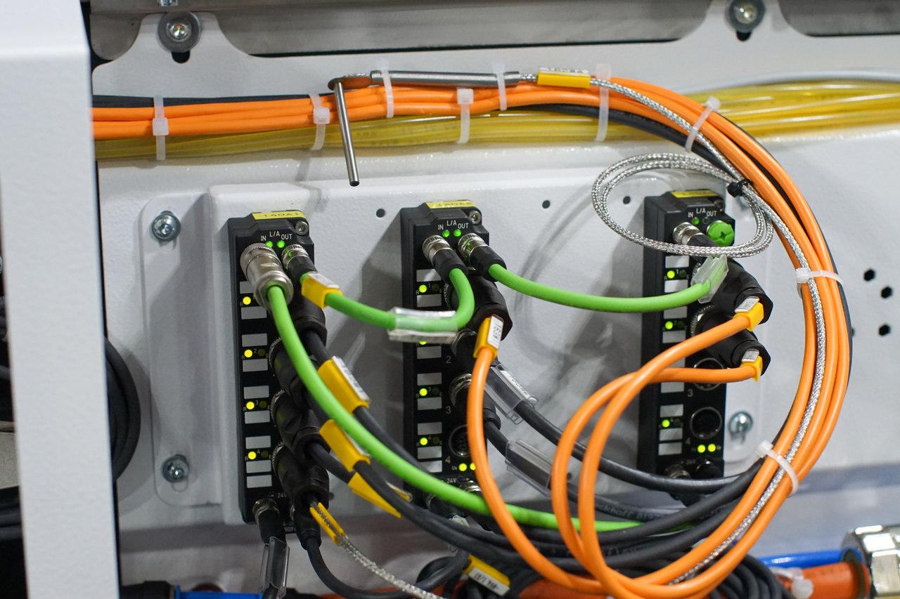 Unikalne systemy komunikacyjne i systemy sterowania Beckhoff