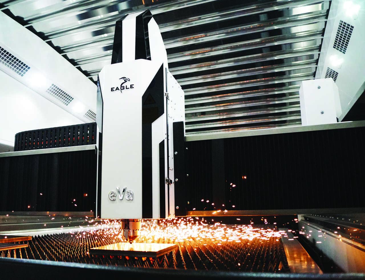 Systemy sterowania Beckhoff w wycinarkach laserowych