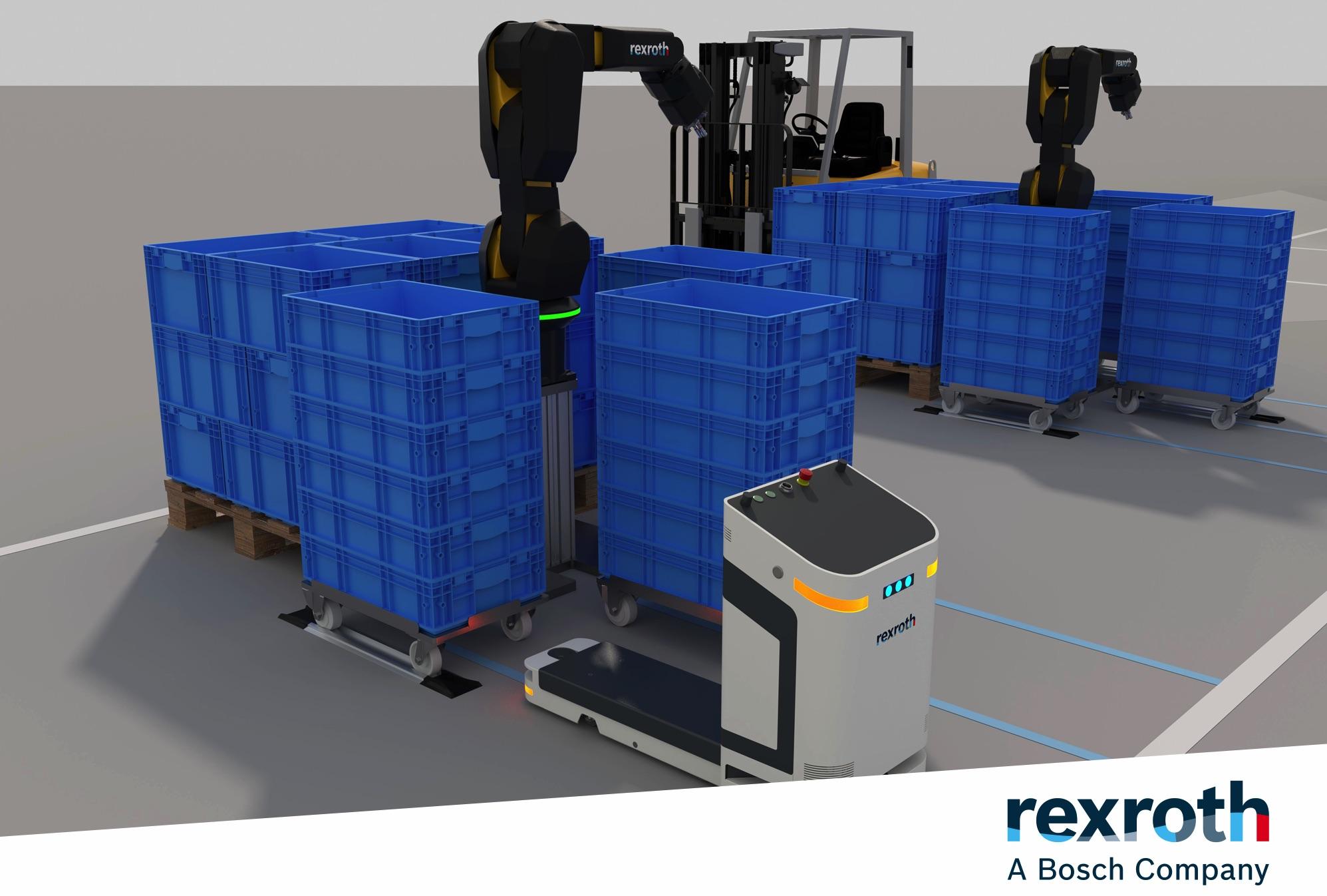 Bosch Rexroth ActiveShuttle