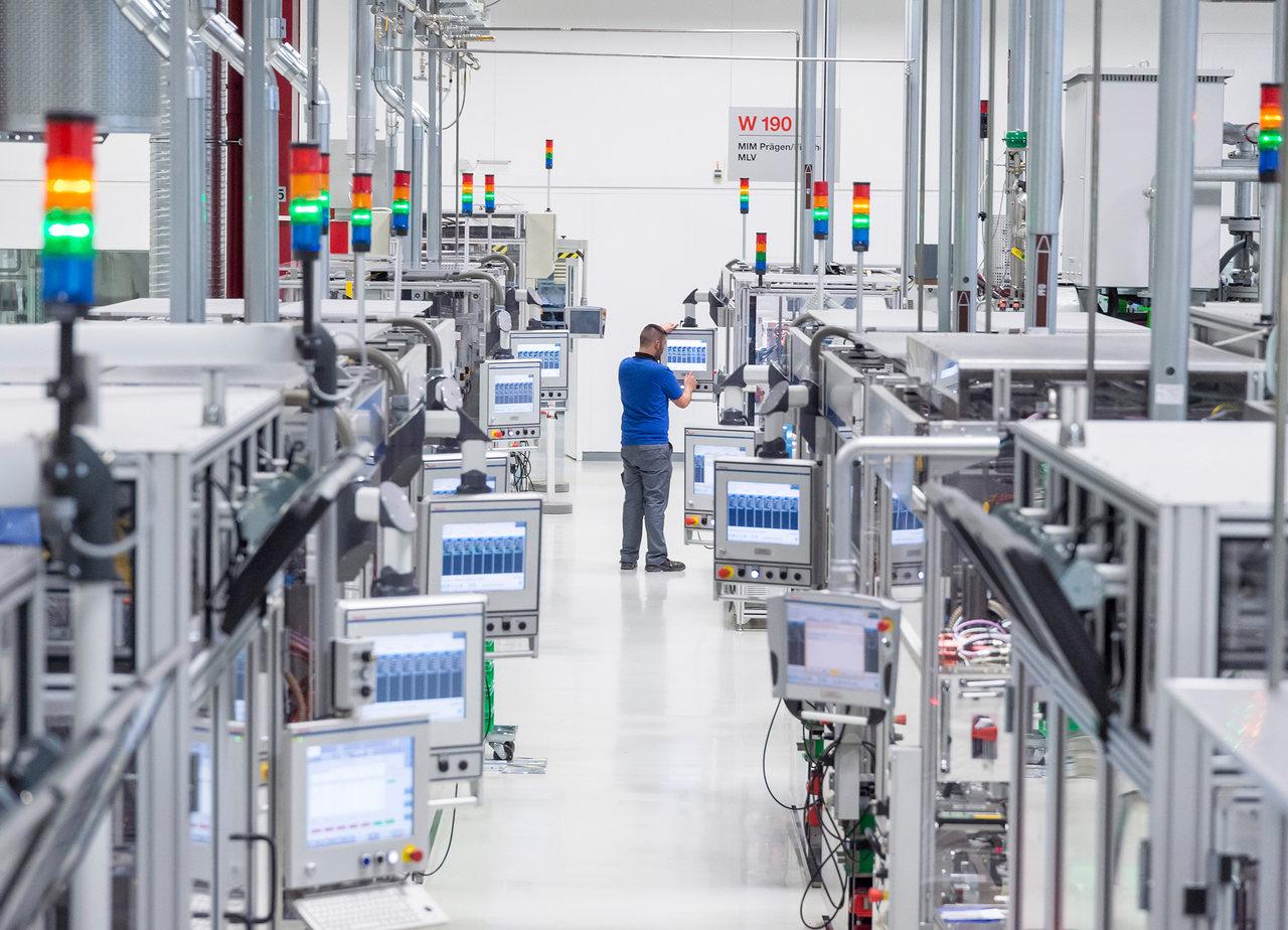 Sterownik PLC Bosch Rexroth do IoT wyższego poziomu
