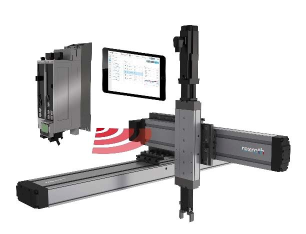 Smart Function Kit systemem manipulacji Bosch Rexroth