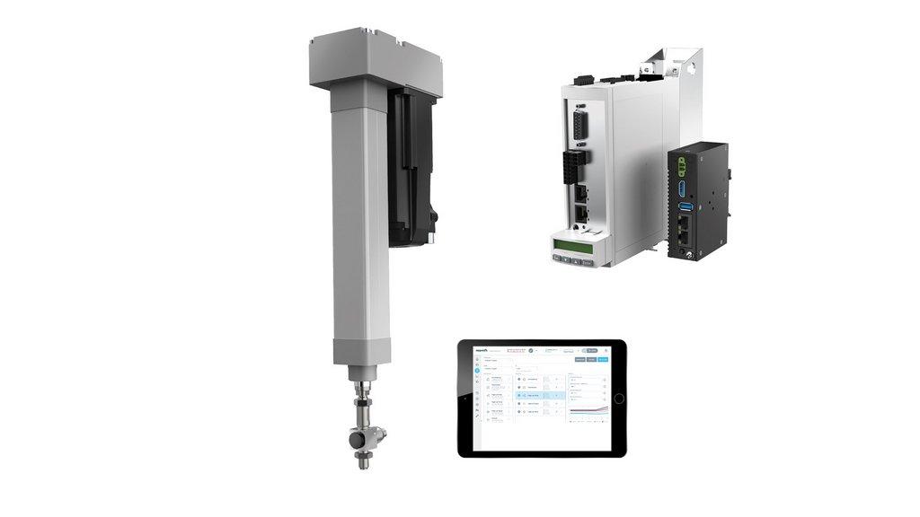 Zestaw Smart Press Kit typu plug&produce