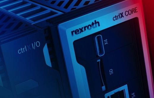 nowa platforma ctrlX AUTOMATION firmy Bosch Rexroth