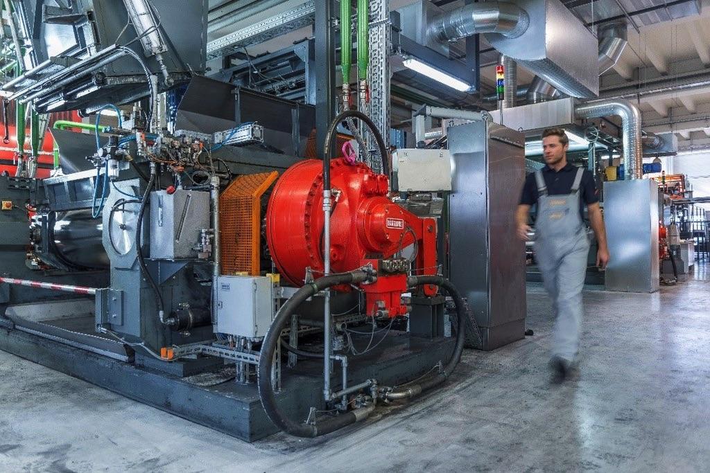 Bezpośrednie napędy hydrauliczne firmy Bosch Rexroth
