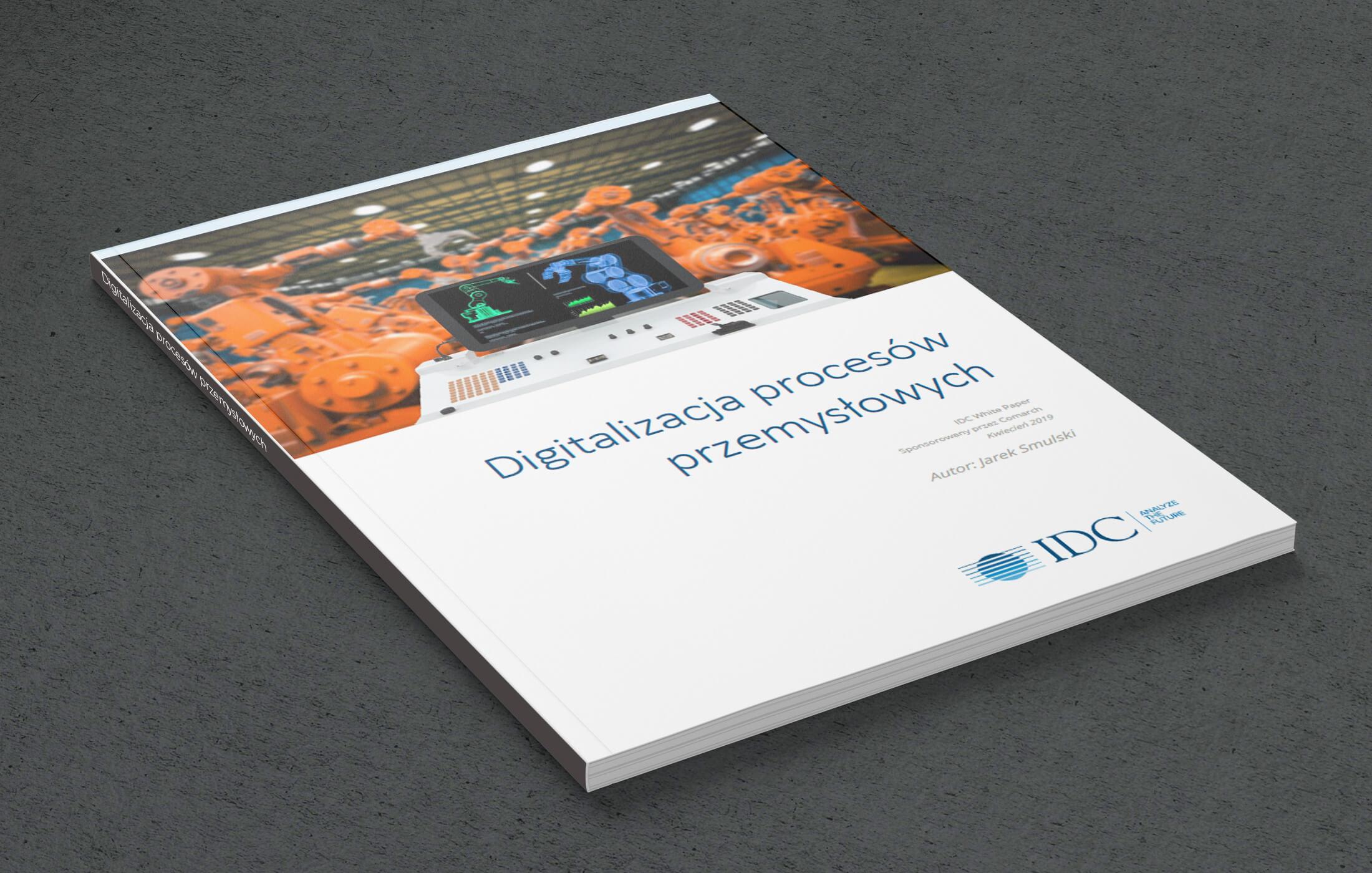 Digitalizacja procesów przemysłowych - raport