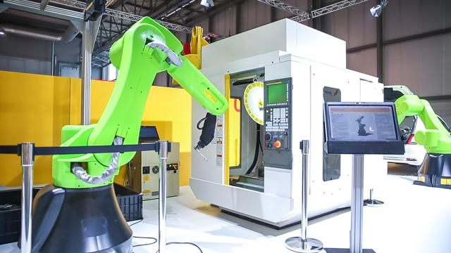 Roboty współpracujące FANUC Robot CR