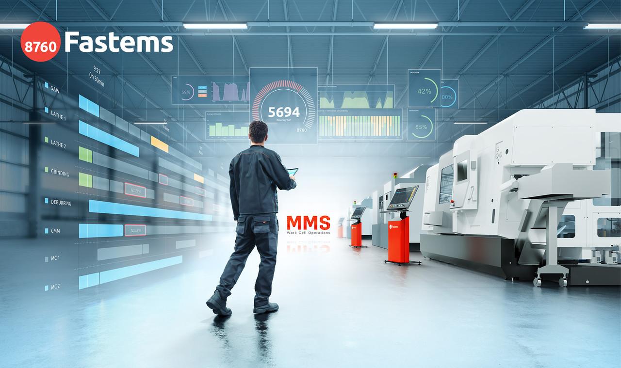 Oprogramowanie do zarządzania produkcją Fastems