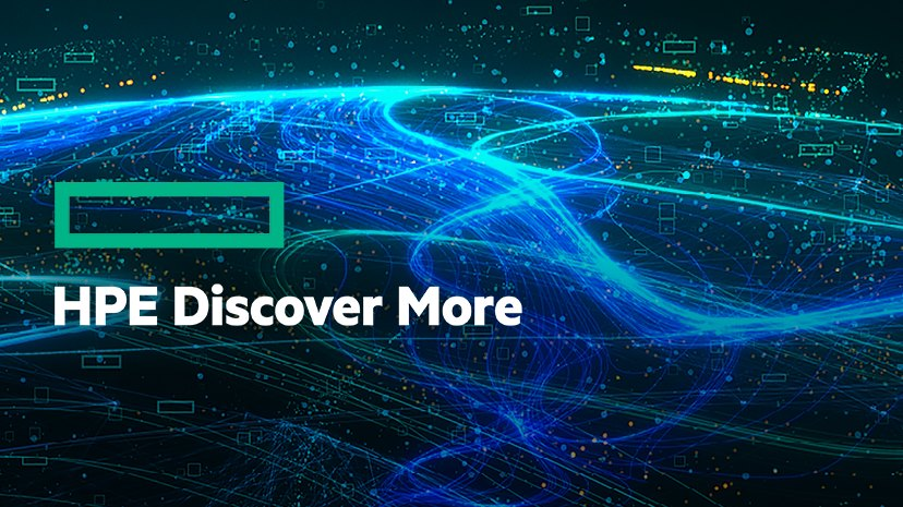 Cyfrowa transformacja na HPE Discover More 2019