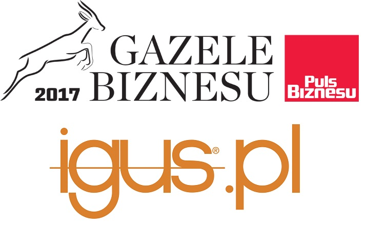 Gazela Biznesu dla igus Polska