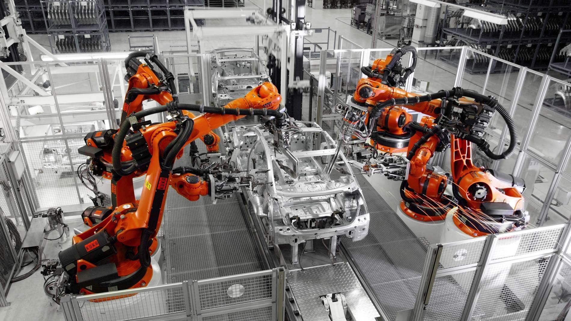 KUKA restrukturyzuje segment Robotics