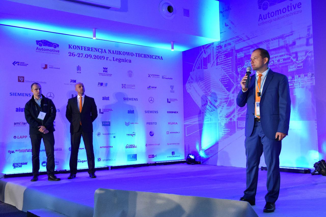 Konferencja Automotive 2019 Legnica