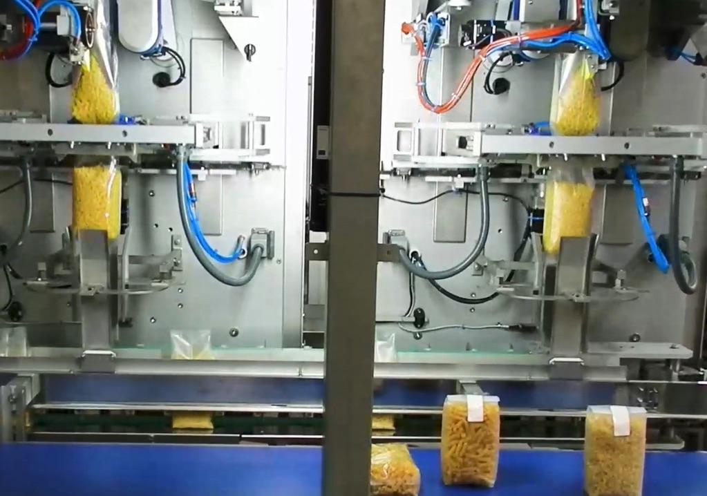 OMRON MCRS-VD automatyzuje wszystkie etapy pakowania