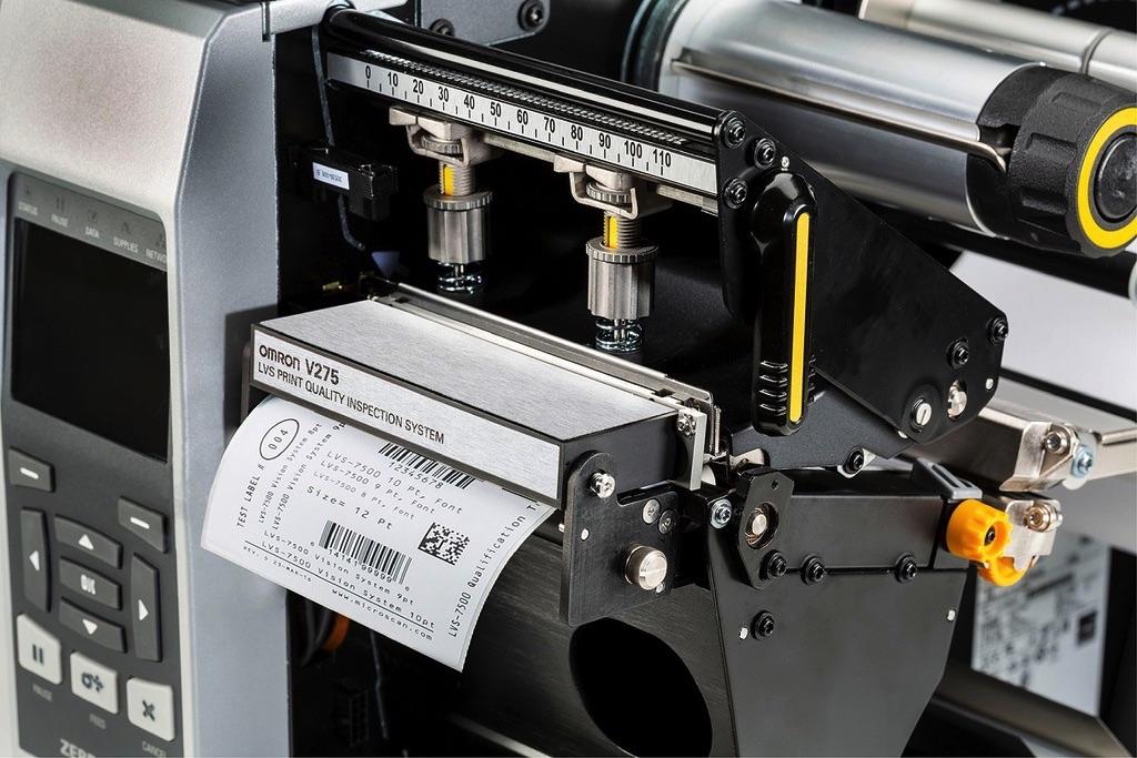 Nowy system OMRON V275 do kontroli i weryfikacji etykiet