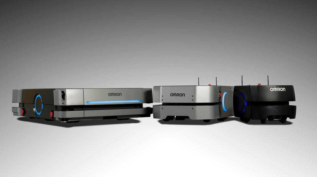 Nowy robot HD-1500 firmy Omron