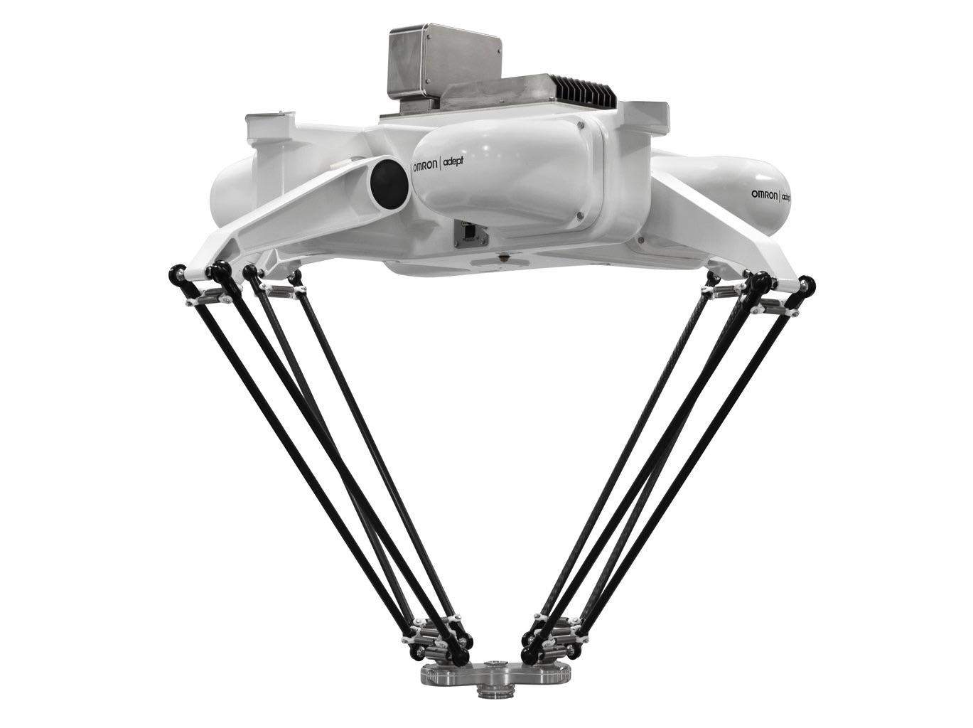 Roboty OMRON typu Delta