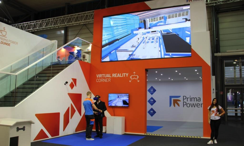 Smart machinery i Virtual Reality na ITM Polska 2019