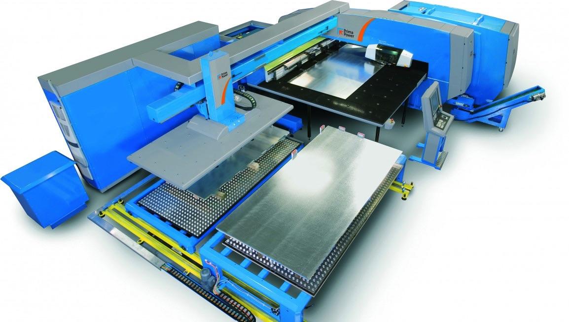 Maszyny kombinowane o wielu zastosowaniach