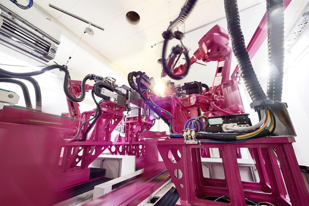 Inteligentna fabryka Rittal rozpoczęła produkcję