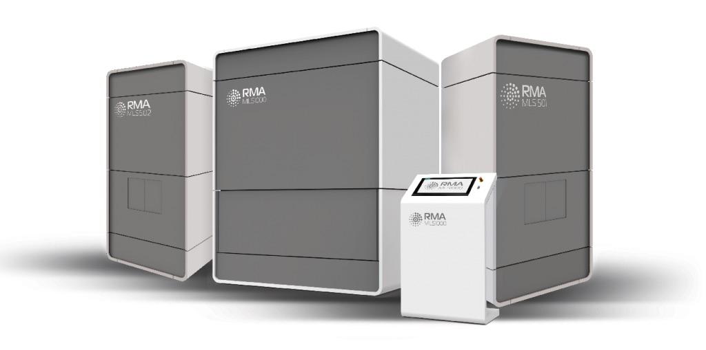 Platformy do spawania laserowego RMA MLS