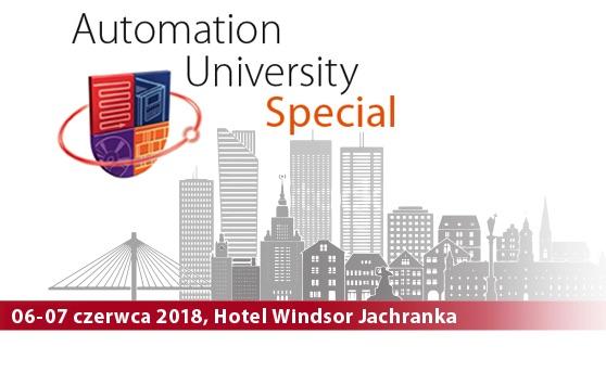 Automation University Specjal
