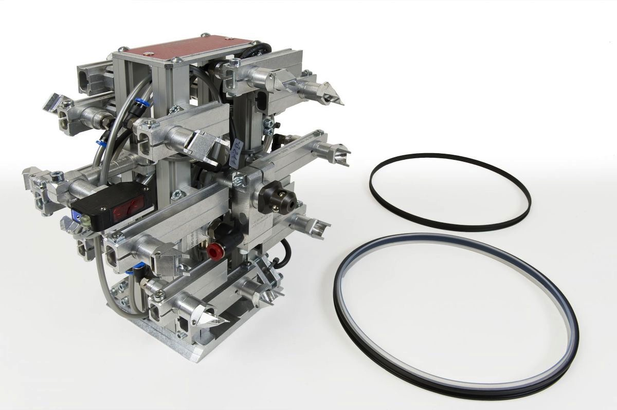 SCHUNK EOAT for ring AGS