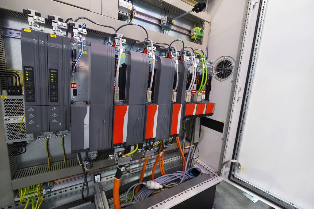 Rozwiązania SEW-Eurodrive w firmie Ilsemann