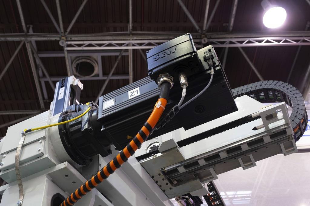 Rozwiązania SEW-Eurodrive w firmie Ilsemann Automation