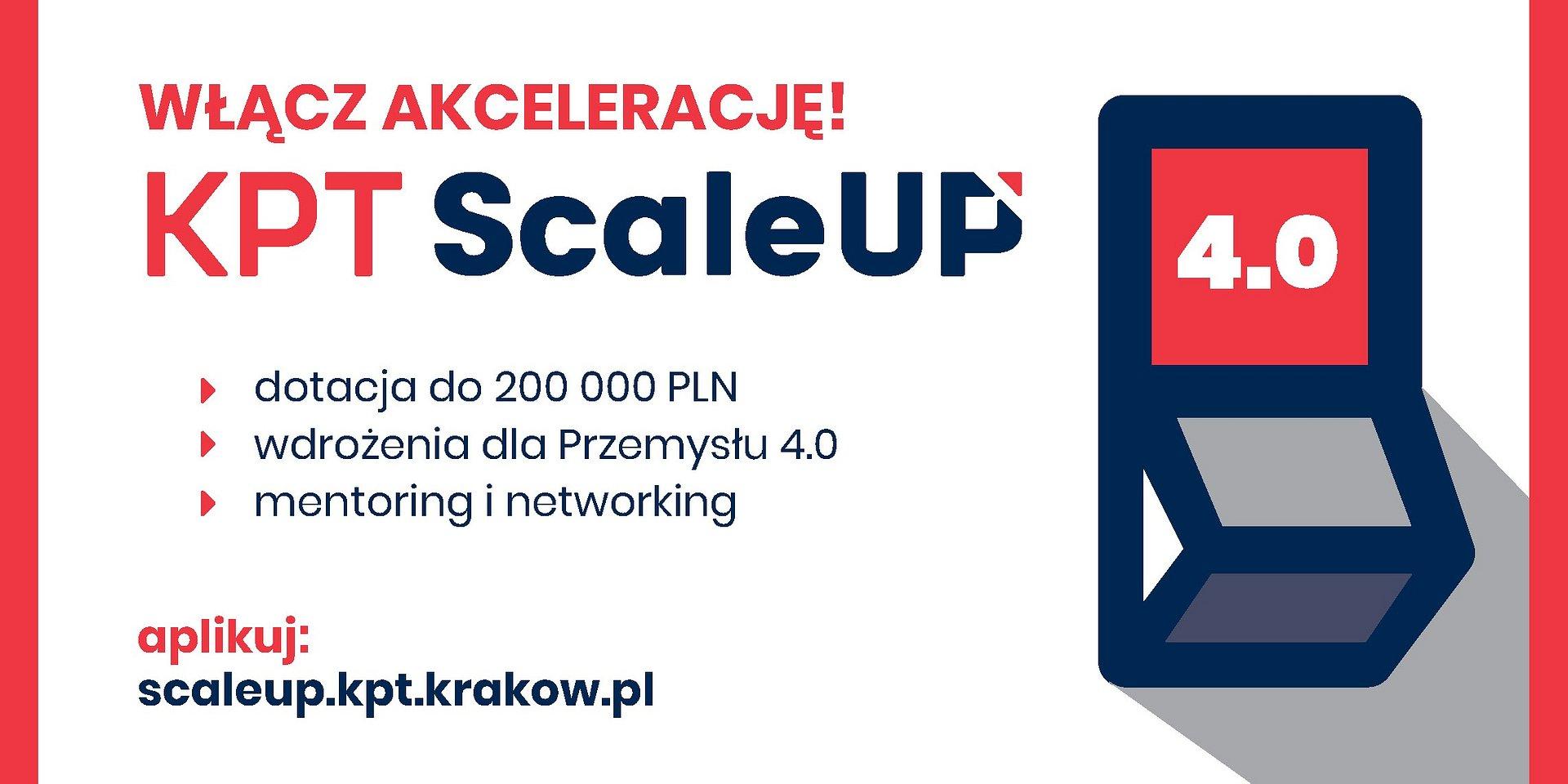 Rusza nabór do KPT ScaleUp