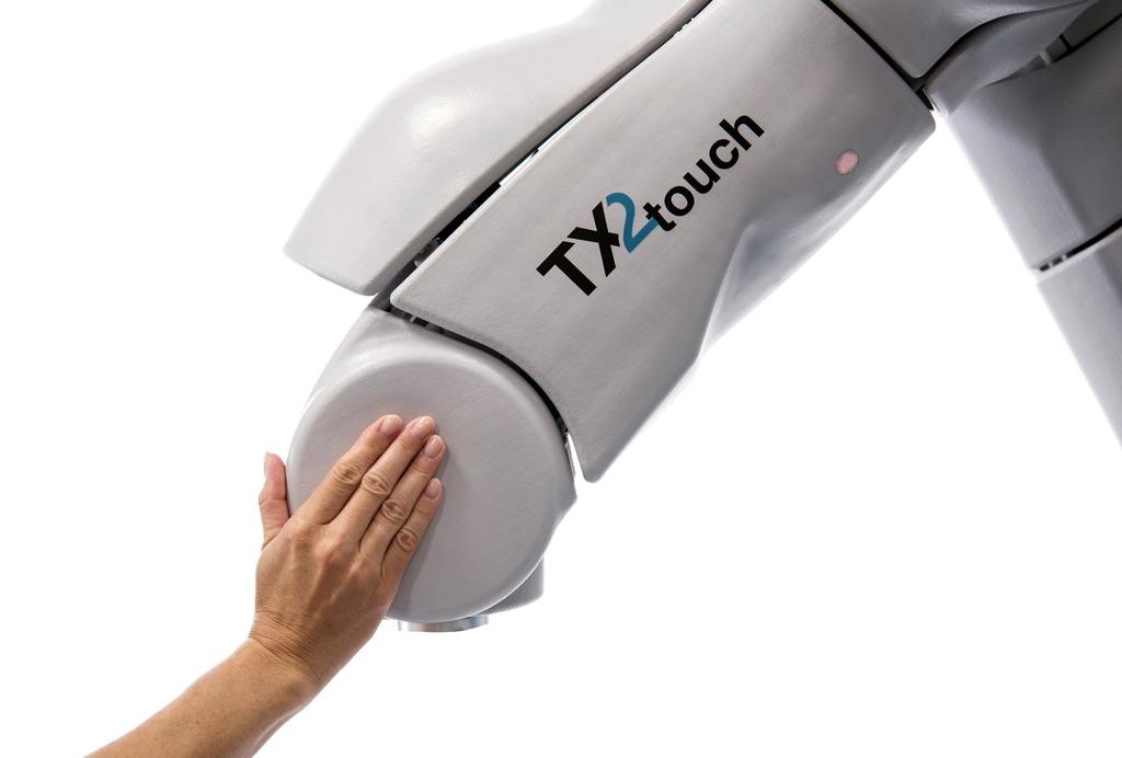Robot Power cobot TX2touch od Stäubli