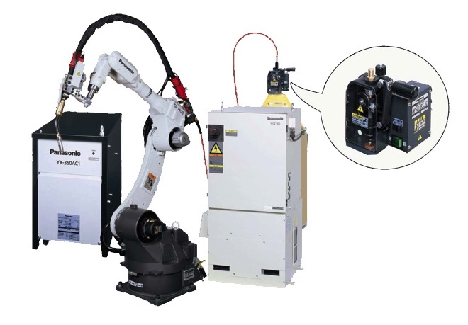 Technika Spawalnicza – Roboty spawalnicze Panasonic
